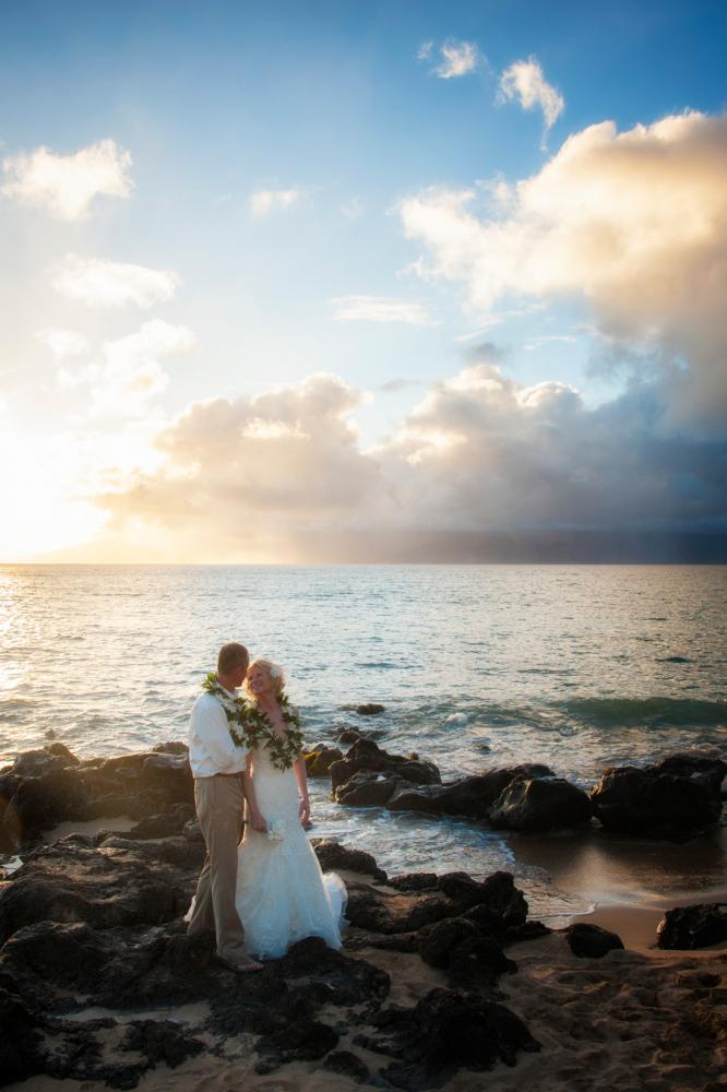 Maui Hawaii Beach Wedding Photographer, マウイカメラマン、写真家、Maui Photography,