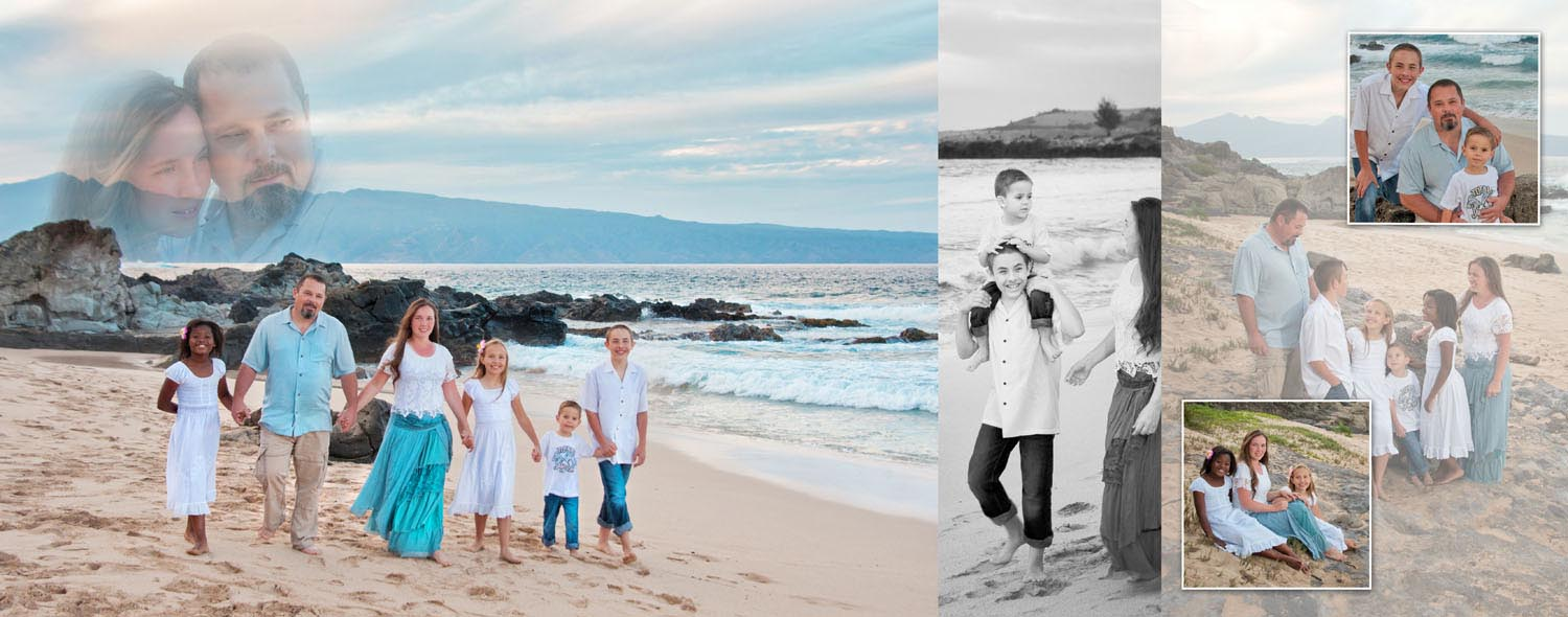 Kapalua Family Photo Album