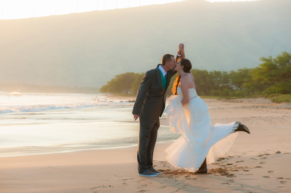 Artistic Wedding Photography, Maui, Award Winning Photographer Mieko Photography, マウイフォトグラファー