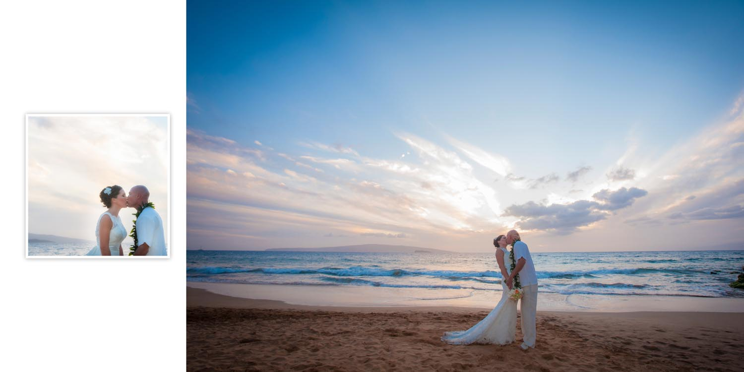 Maui Wailea Wedding Photography